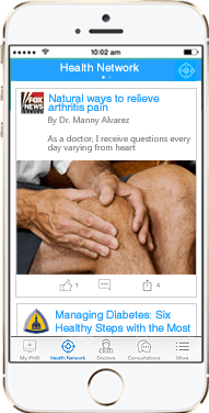 Banner-HealthNetwork-Arthritis and Joints